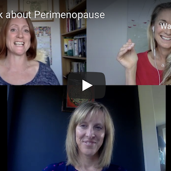 Interview on Perimenopause